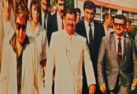 Mehmet Yüzüğüler is sent off on his last journey