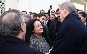 Politician Akın, farewell to his last journey