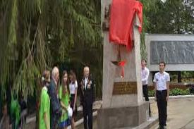 A memorial to heroes of labor was opened near Anapa (video)