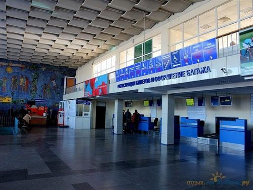 Anapa Airport has served more than 1.4 & nbsp; million passengers for & nbsp; 9 & nbsp; months of 2019
