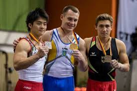 Athlete from Anapa won the bronze of the World Cup in Germany
