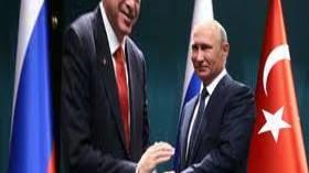 Putin and Erdogan celebrate their pipeline