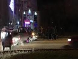 In Anapa, a pedestrian was hit
