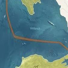 Countdown in Turkish Stream (95 percent completed, first gas transition in 2019)