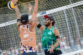 Beach volleyball, European 2019 Moscow. Tomorrow the four blue couples will start on the pitch with a triple assault on Russia