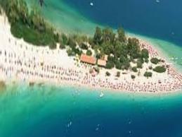 The natural wonder of the Russian Eastern Black Sea coast: Gelencik