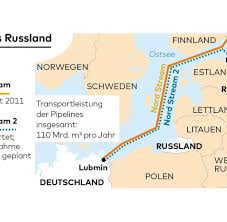 Controversial billion dollar project Nord Stream 2 hostage of Russia