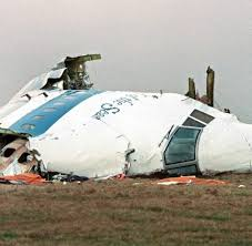 Serious aircraft crashes in Europe