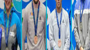Romania ended the European Junior Boxing Championships in Russia with four medals: two silver and two bronze